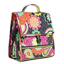 72d0fd4b504a Lunch Sack Bag in Ziggy Zinnia