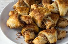 Use this recipe to make classic rugelach from scratch. The beloved Jewish dessert with a flaky crust can be made with a variety of fillings.