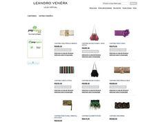 Leandro Venéra lança e-commerce com Atelier Virtual