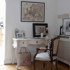 Mix and Chic: Home office inspirations in every styles!