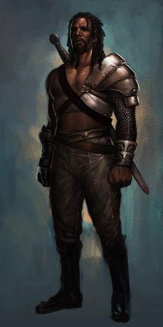 Warrior by irvintustin