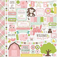 Element Sticker Bundle of Joy 2 Girl