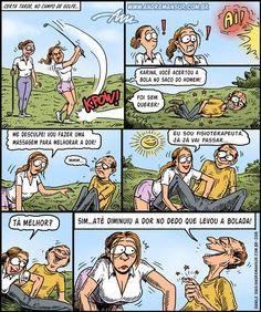 Satirinhas - Quadrinhos, tirinhas, curiosidades e muito mais! - Part 75
