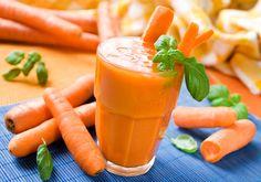 A sárgarépa rendkívül magas rosttartalmával serkenti az emésztési folyamatokat, illetve hasznos vegyületeivel segíti a májműködést. Adhatsz a turmixhoz almát is, ha önmagában ízetlennek érzed.