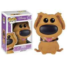 Funko Disney UP POP Dug Vinyl Figure - Radar Toys