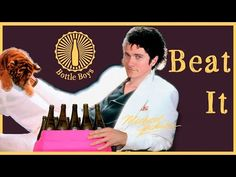 The Bottle Boys Perform an Impressive Cover of 'Beat It' by Michael Jackson on Beer Bottles