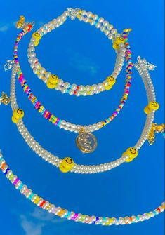 Handmade Wire Jewelry, Beaded Jewelry Designs, Diy Crafts Jewelry, Seed Bead Jewelry, Bead Jewellery, Stylish Jewelry, Cute Jewelry, Jewelry Shop, Diy Jewelry Necklace