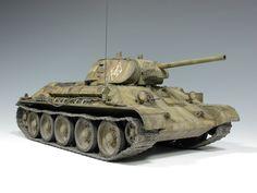 T-34/76 Medium Tank (Soviet Union)