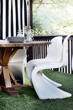 Patio Table // Outdoor Furniture Sealer | the Hunted Interior | Bloglovin'