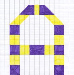 Mozaïek letter A