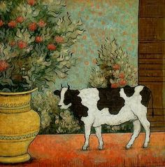 Mark Briscoe uploaded this image to 'PIQUEL'. See the album on Photobucket. Impressionist Landscape, Cool Websites, New Art, This Is Us, Moose Art, This Or That Questions, Prints, Animals, Image