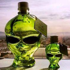 Bem Legaus!: Vodka de E.T.