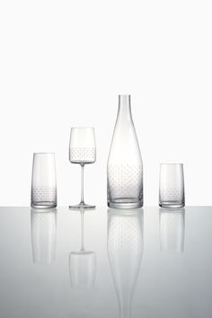 Dan Gonzales for Bomma Carafe, Dan, Canning, Glass, Design, Drinkware, Corning Glass, Home Canning