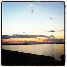 Thessaloniki seaside