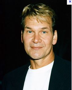 Patrick Swayze...read his biography, a kind and caring man, passed Sept 14, 2009