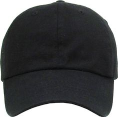 Classic Cotton Dad Hat Adjustable Plain Cap. Polo Style Low Profile  (Unconstructed)  aa3ed419c5d6