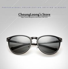 nice 2015 NEW ! Men's Classical Aluminum Magnesium Polarized Driving Sunglasses oculos de sol masculino gafas de sol sun glasses D2-1