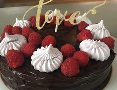 Frisk glutenfri ostekake med bringebærgele – Cake before cardio Frisk, Food Cakes, Devil, Cardio, Cake Recipes, Muffins, Desserts, Cakes, Tailgate Desserts