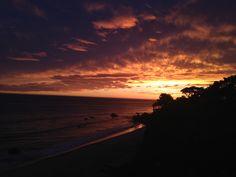 Amazing sunsets in Malibu this week. #Malibu #californiasunsets