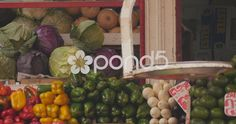 Produce Market, Córdoba - Stock Footage | by BucleFilms