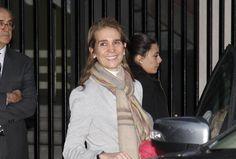 Su Alteza Real la Infanta Doña Elena de Borbón, Duquesa de Lugo.