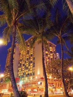 Aston Waikiki Beach- Hawaii Hubby and I enjoyed a nice stay here in 2010.