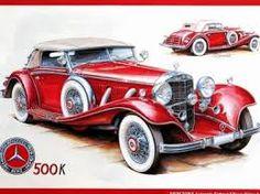 vintage mercedes benz posters - Pesquisa Google