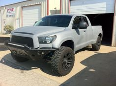 Line-X Entire Truck - Toyota Tundra Forums Toyota Trucks, Toyota Cars, Lifted Trucks, Lifted Tundra, Toyota Tundra, Tundra Trd, Jeep Pickup, Pickup Trucks, Cool Trucks