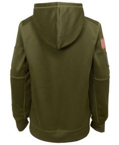 a1cc1def2 Philadelphia Eagles Salute To Service Therma Hoodie