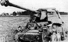Destroyed Slovak Marder III