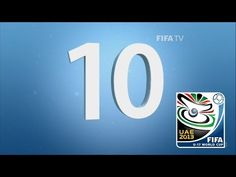 Top 10 Goals: FIFA U-17 World Cup UAE 2013