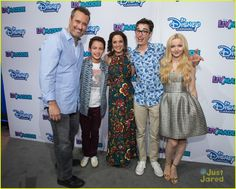 Liv and Maddie cast at the D23 Expo 2015!
