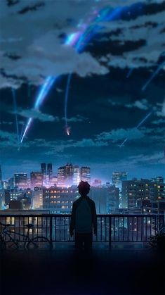 your name & your name . your name wallpaper . your name anime . your name kimi no na wa . your name aesthetic . your name quotes . your name wallpaper aesthetic . your name mitsuha Animes Wallpapers, Cute Wallpapers, Anime Wallpapers Iphone, Iphone Backgrounds, Live Backgrounds, Android Wallpaper Anime, Anime Backgrounds Wallpapers, Hd Desktop, Anime Sky