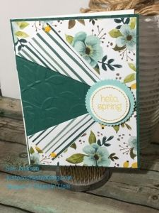 Just Peachy Stamping - Sue Jackson, Independent Stampin' Up! Demonstrator