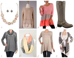 Trendy Wholesale Clothing