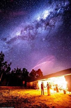 #nature #sky #stars #cosmos #universe #night #природа #небо #звезды #космос #ночь