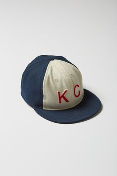 I WANT THIS SO BAD  The KC Hat in Navy/White/Red