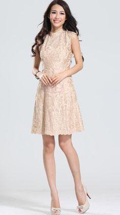 Abricot Dress..