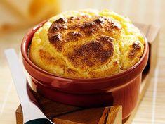 Soufflé au thon Antipasto, 20 Min, Cornbread, Hummus, Entrees, French Toast, Oven, Gluten, Pudding