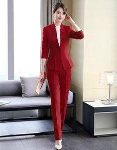Suits & Sets Blazers Flight Tracker Womens Work Jackets Fashion Ladies Formal Puff Long Sleeve Blazer Office Plus Size Blue Black White Suit Blaser Femme