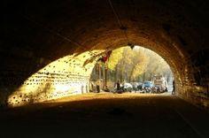 Túnel de escalada La Foixarda en Barcelona
