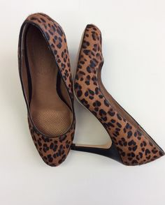 #CorsoComo #Pumps #LeopardPrint | Size 7 | $59! Call for more info (781)449-2500. #FreeShipping #ShopConsignment  #ClosetExchangeNeedham #ShopLocal #DesignerDeals #Resale #Luxury #Thrift #Fashionista