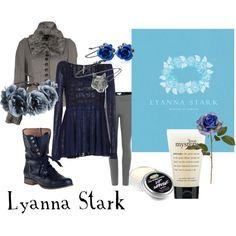 """""""Lyanna Stark"""" by alexis-cece on Polyvore"""