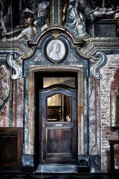 The Door, Milan, Italy *