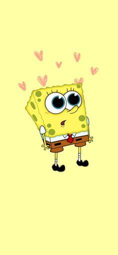 Spongebob iPhone wallpaper