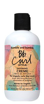 With both care and style products, Bb.Curl hits the natural-curl sweet spot – a touchable blend of control and chaos – every time you style.