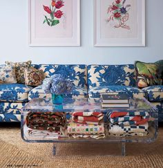 Superieur Iu0027m Totally In Love With Having A Patterned Lounge That Is A Feature Of