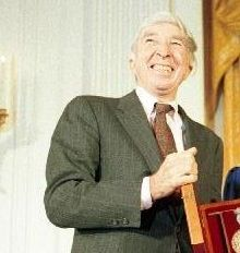 John Updike, 1932-2009. (U.S.) novelist, literary critic. Rabbit is Rich, The Witches of Eastwick.
