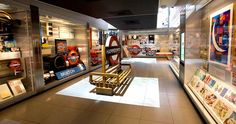 With over 30 years' experience in the museum and heritage sector, our aim is to provide a truly collaborative service that will deliver advanced gallery or museum showcases, systems and. London Transport Museum, Design Museum, Display Case, Transportation, Tube, Google Search, Glass Display Case, Display Window