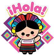 Hola México Lindo - http://www.line-stickers.com/hola-mexico-lindo/